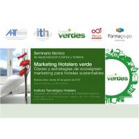 Formagrupo imparte dos seminarios obre Marketing Turístico y Hoteles Verdes para el ITH de Argentina